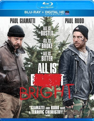 All Is Bright Giamatti Rudd Hawkins Blu Ray Ws R Uv