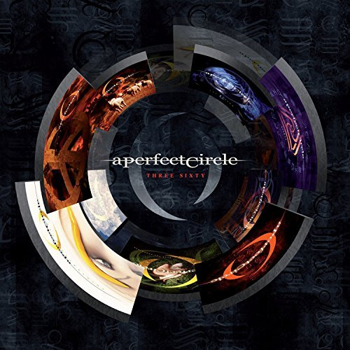 A Perfect Circle Three Sixty Explicit Version 2 CD