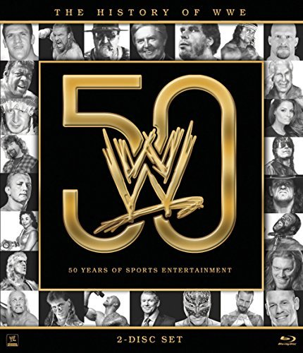 Wwe History Of The Wwe Blu Ray Pg Ws