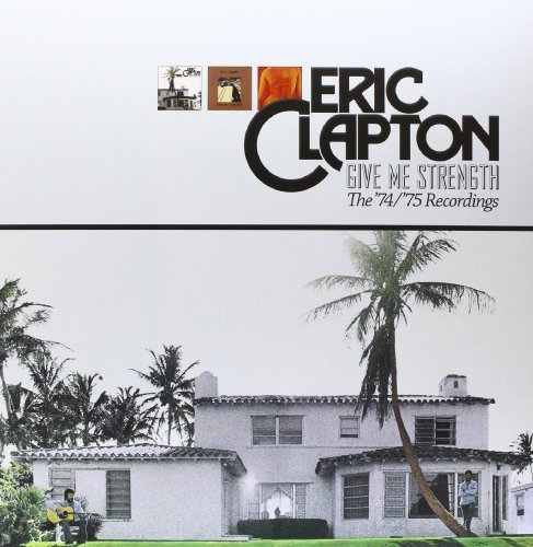 Eric Clapton Give Me Strength '74 '75 3 Lp