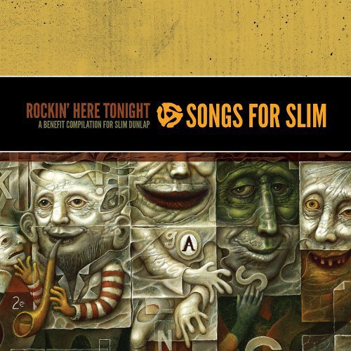 Songs For Slim Rockin' Here T Songs For Slim Rockin' Here T 2 CD