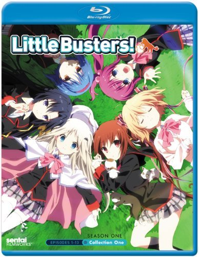Little Busters Season 1 Compl Little Busters Blu Ray Ws Jpn Lng Eng Sub Nr 2 Br