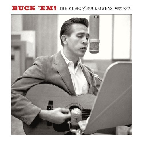 Buck Owens Buck 'em! The Music Of Buck O 2 CD