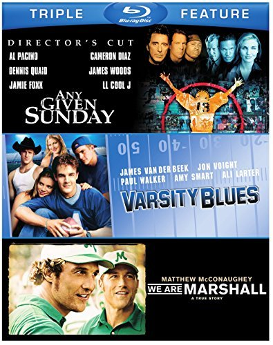 Varsity Blues Any Given Sunday Football Nr