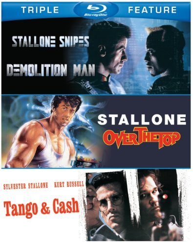 Demolition M Over The Top Tang Stallone Sylvester Blu Ray Ws Nr