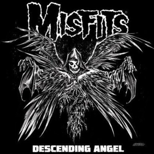 Misfits Descending Angel B W Science F
