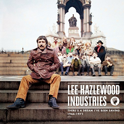 Lee Hazlewood There's A Dream I've Been Saving Lee Hazlewood Industries 1966 1971 Book 4 CD DVD