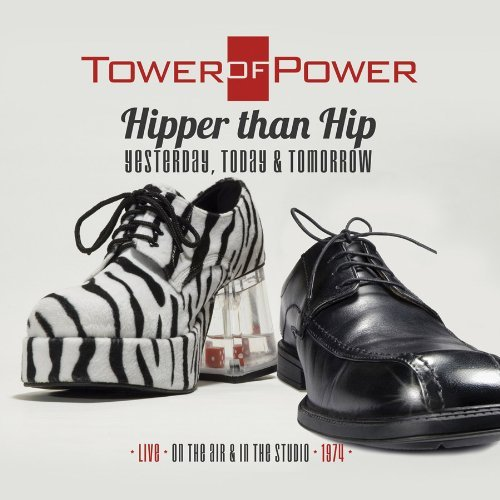 Tower Of Power Hipper Than Hip (yesterday Tod 2 CD