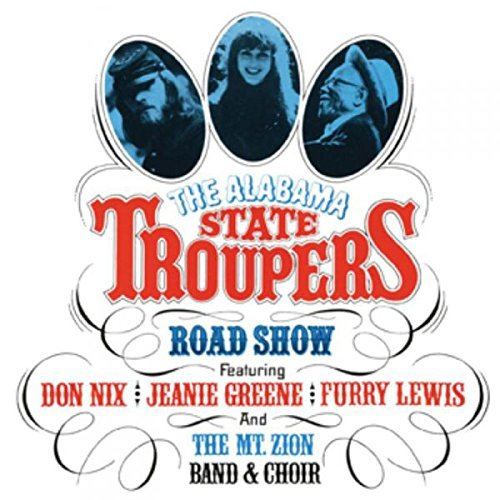 Alabama State Troupers Road Show 2 CD