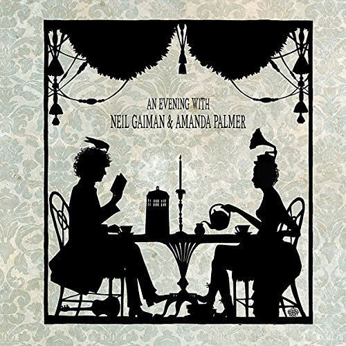 Amanda & Neil Gaiman Palmer Evening With Neil Gaiman & Ama Explicit Version 3 CD