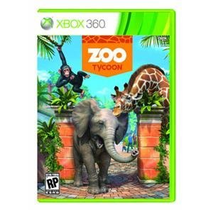 Xbox 360 Zoo Tycoon Nordic Games Na Inc. Rp