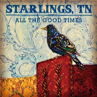 Tn Starlings All The Good Times Eco Wallet
