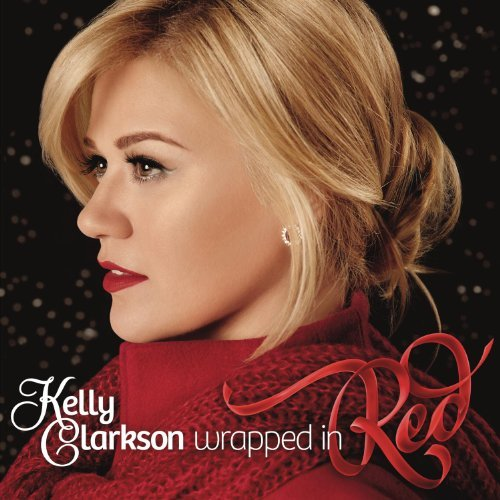 Kelly Clarkson Wrapped In Red Colored Vinyl