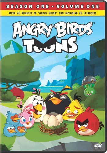 Angry Birds Toons Volume 1 DVD Nr