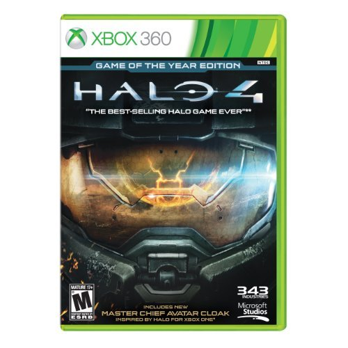 Xbox 360 Halo 4 Game Of The Year Edition Microsoft Corporation