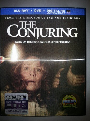 The Conjuring Blu Ray+dvd+digital Hd Blu Ray+dvd+digital Hd