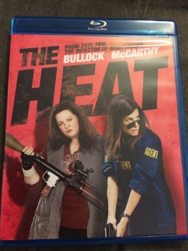 Bullock Sandra Mccarthy Melissa The Heat (blu Ray Disc Only) Blu Ray