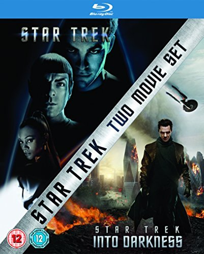 Star Trek + Star Trek Into Dar Star Trek + Star Trek Into Dar Import Gbr
