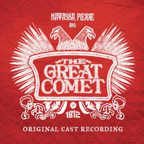 Great Comet Original Cast Recording 2 CD