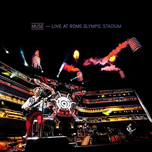Muse Live At The Rome Olympic Stadi Incl. DVD