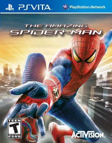 Playstation Vita Amazing Spiderman Activision Inc. T