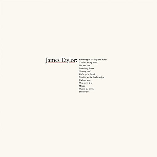James Taylor Greatest Hits