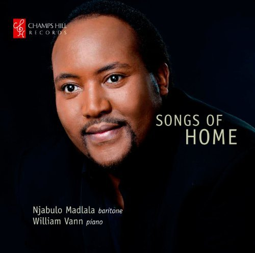 F. Davache Strauss Sch William Songs Of Home Madlala Vann