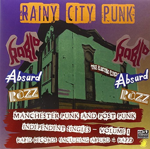 Rainy City Punks (manchester P Rainy City Punks (manchester P