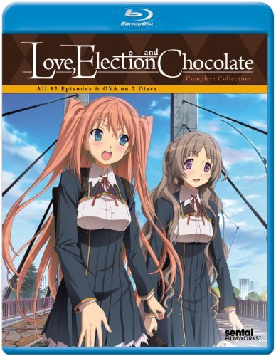 Love Election & Chocolate Com Love Election & Chocolate Blu Ray Jpn Lng Nr 2 Br