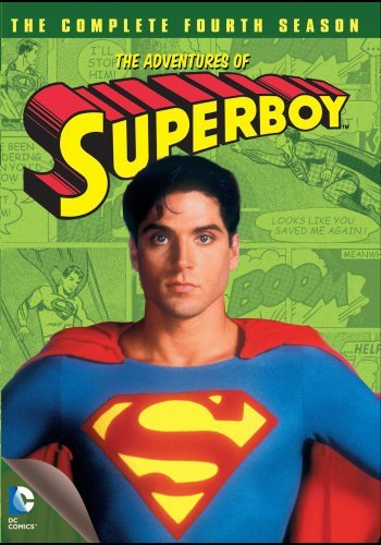 Superboy Season 4 DVD Mod This Item Is Made On Demand Could Take 2 3 Weeks For Delivery