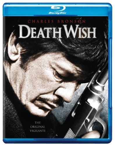 Death Wish Bronson Down 40th Anniversary Edition Blu Ray Nr