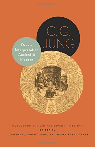 C. G. Jung Dream Interpretation Ancient And Modern Notes From The Seminar Given In 1936 1941 Updated