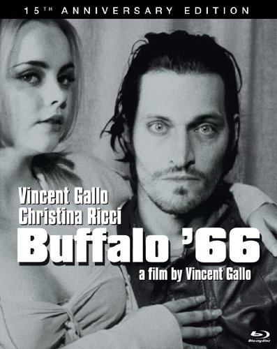 Buffalo 66 Gallo Ricci Gazzara Rourke 15th Anniversary Edition Blu Rayr Ws