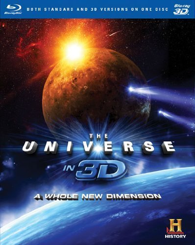 Universe In 3d A Whole New Di Universe In 3d A Whole New Di Blu Ray 3d Ws Tvpg