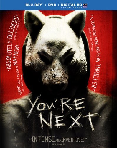 You're Next You're Next Blu Ray DVD Uv R Ws