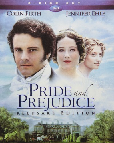 Pride & Prejudice Firth Sawalha Steadman Ehle Keepsake Edition Blu Ray Pg Ws