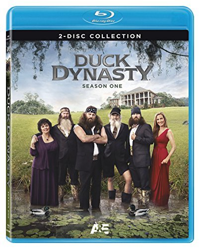 Duck Dynasty Season 1 Blu Ray Tvpg