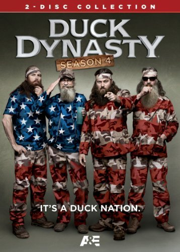 Duck Dynasty Season 4 DVD Tvpg Ws
