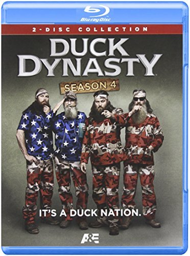 Duck Dynasty Season 4 Blu Ray Tvpg