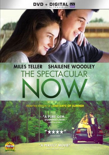 Spectacular Now Teller Woodley Larson Chandler DVD Uv R Ws