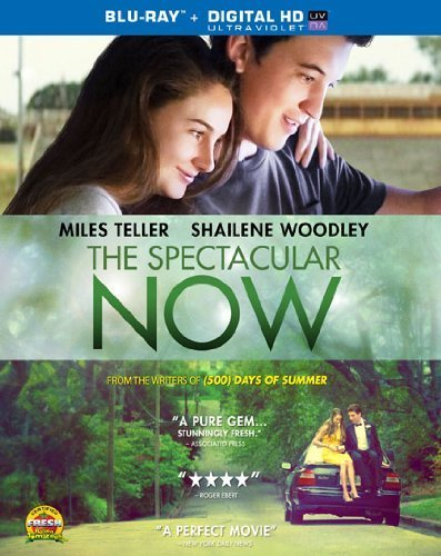 Spectacular Now Teller Woodley Larson Chandler Blu Ray Ws R Uv