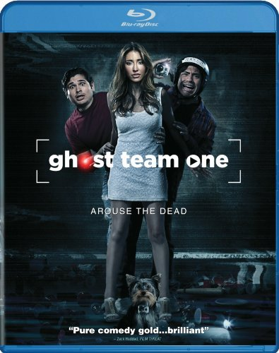 Ghost Team One Santos Villarreal Rombero Cava Blu Ray R Ws