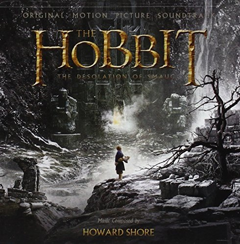 Howard Shore Hobbit Desolation Of Smaug 2 CD