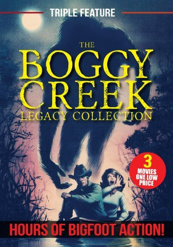 Legacy Of Boggy Creek (bigfoot Legacy Of Boggy Creek (bigfoot Nr