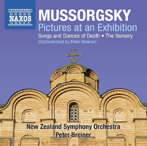 Mussorgsky Nursery Pictures At An Exhibit New Zealand Symphony Orchestra