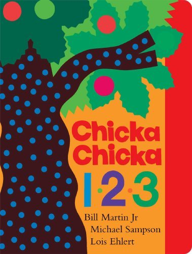 Bill Martin Chicka Chicka 1 2 3