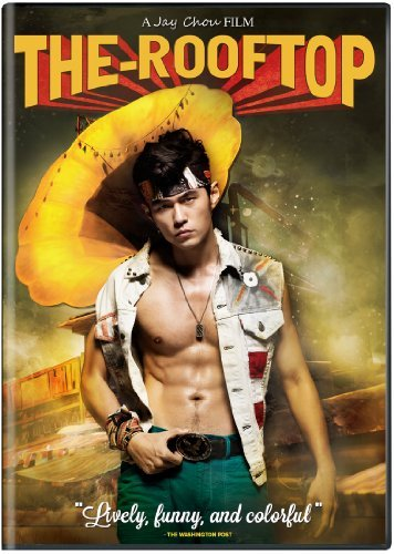 Rooftop Chou Jay DVD Nr Ws