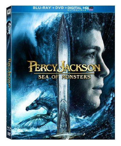 Percy Jackson Sea Of Monsters Percy Jackson Sea Of Monsters Blu Ray Ws Pg Incl. DVD