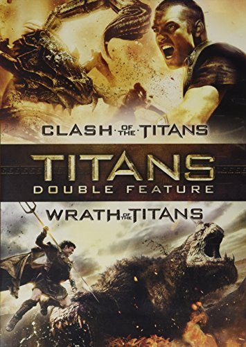 Clash Of The Titans Wrath Of The Titans Titans Double Feature