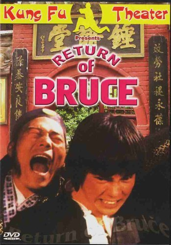 Bruce Le Joseph Celosco Return Of Bruce (dubbed In English) Dubbed In English